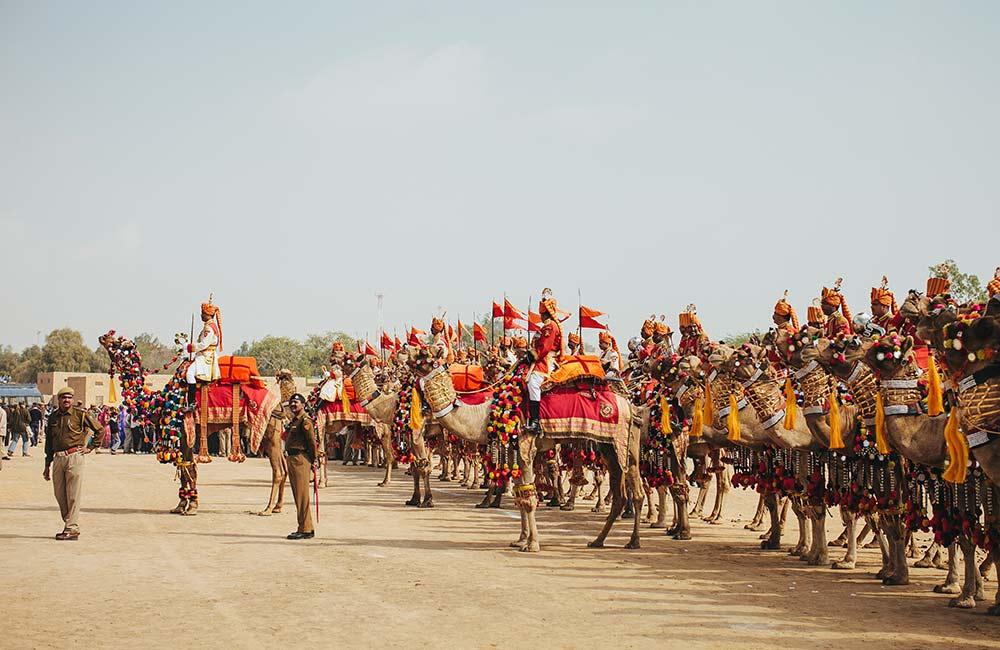 Jaisalmer Desert Festival 2020: Highlights