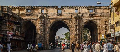 Bhadra-Fort-Teen-Darwaza