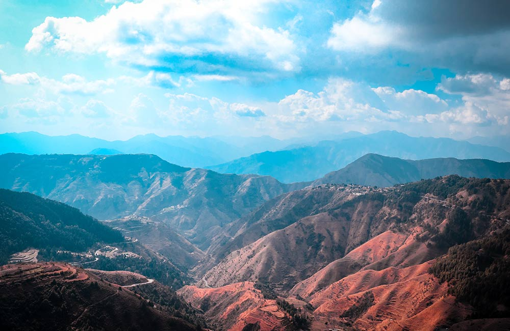 Chakrata   #2 of 7 Offbeat Places to Visit in India