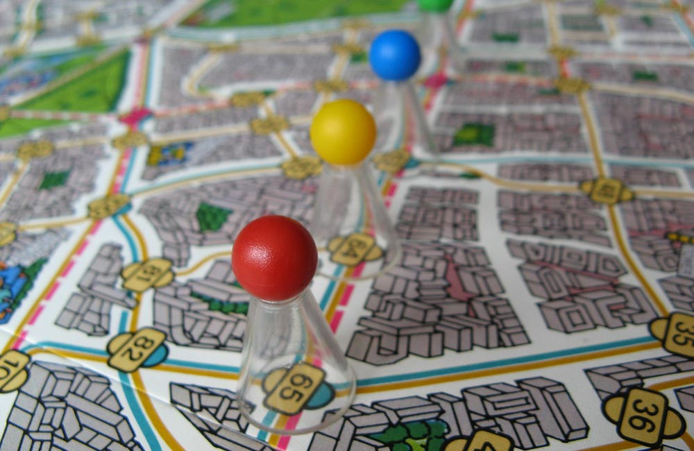 SCOTLAND YARD | Board Game