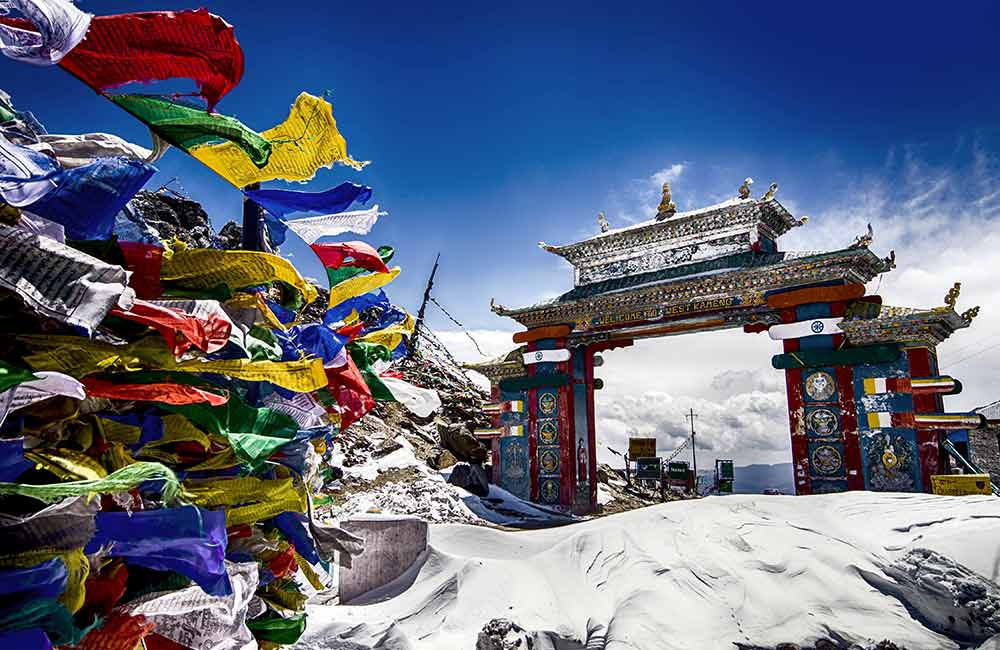 Tawang | #6 of 7 Offbeat Places to Visit in India