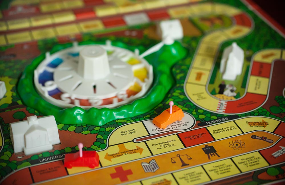 THE GAME OF LIFE | Board Game