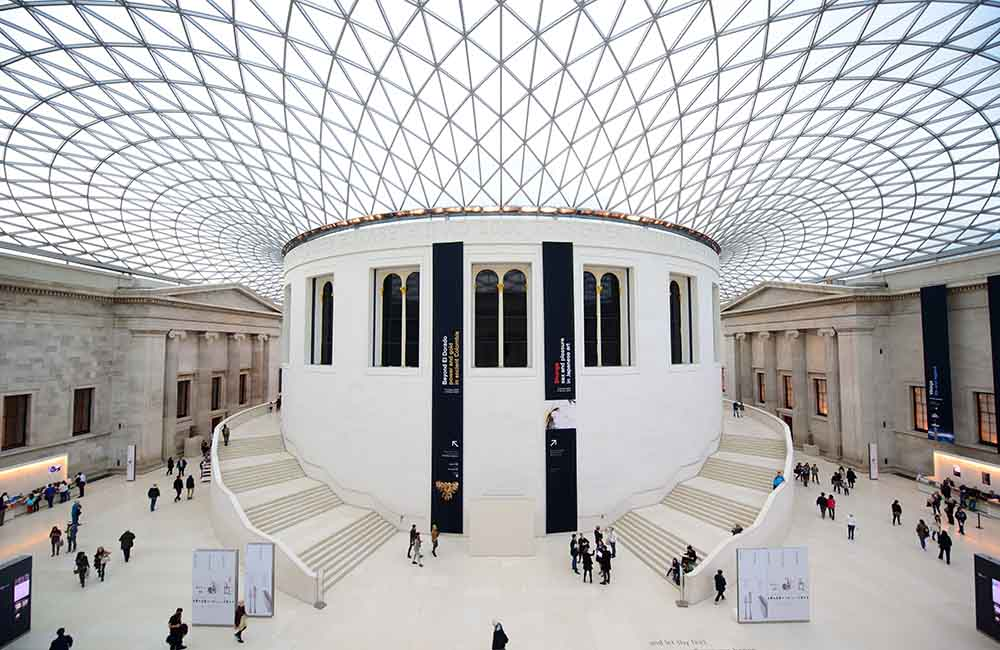British Museum, London | #9 of 10 Virtual Tours of World Museums