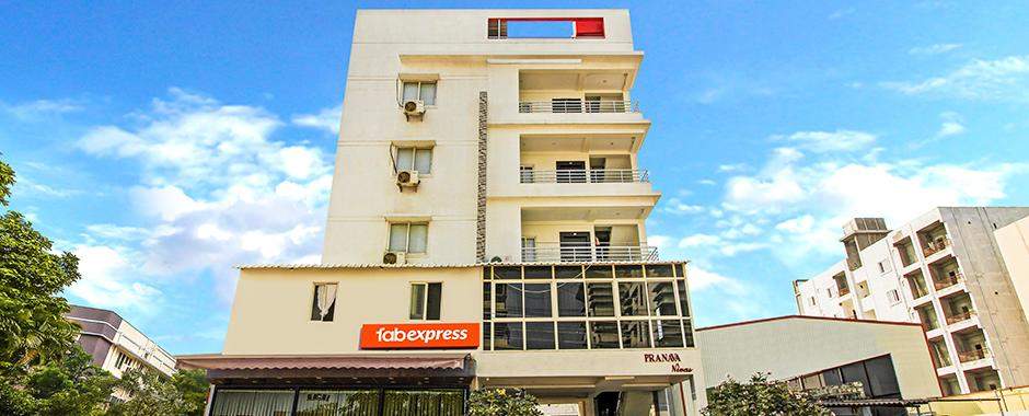FabExpress Pranava Nivas, Kondapur | #2 of 10 Top Budget Hotels in Hyderabad