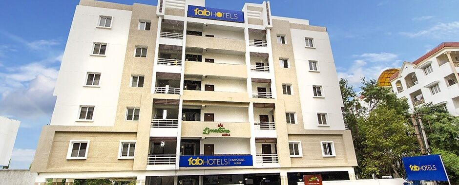 FabHotel Limestone Aura, Somajiguda | #6 of 10 Top Budget Hotels in Hyderabad