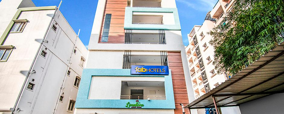 FabHotel Limestone, Gachibowli | #9 of 10 Top Budget Hotels in Hyderabad