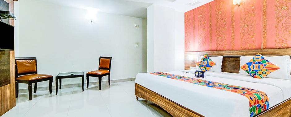 FabHotel Nandini Grand, Madhapur | #3 of 10 Top Budget Hotels in Hyderabad
