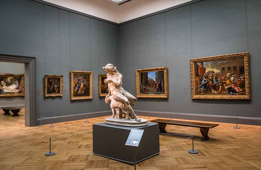 Metropolitan Museum of Art, New York | #7 of 10 Virtual Tours of World Museums