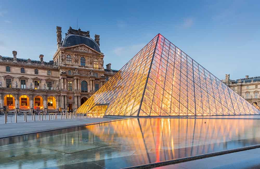 Musée du Louvre, Paris | #6 of 10 Virtual Tours of World Museums