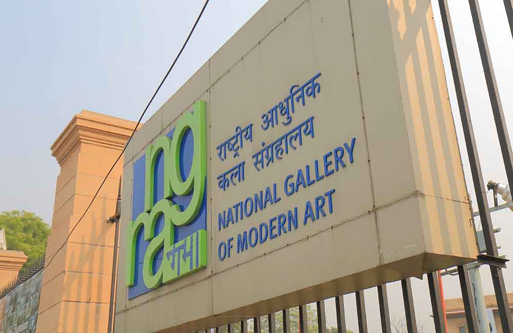 National Gallery of Modern Art, Delhi | #5of 10 Virtual Tours of Indian Museums