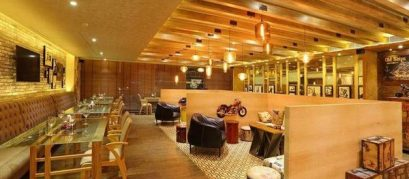 Cafe in Hyderabad