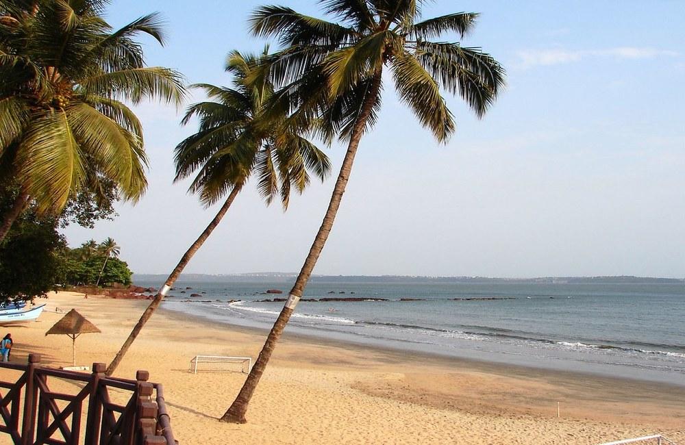 Vainguinim Beach