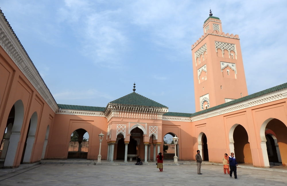 Moorish Mosque