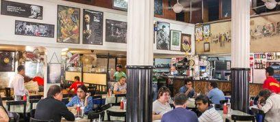 Cafe in Mumbai